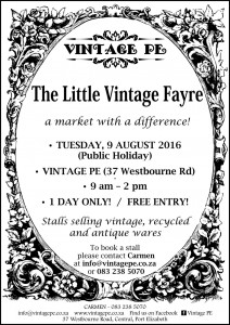 Vintage PE - Little Vintage Fayre flyer - August 2016 (e-mail version)