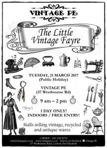 Vintage PE - Little Vintage Fayre Poster - March 2017 (e-mail)